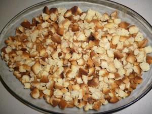 prinjolata - sponge crumbs