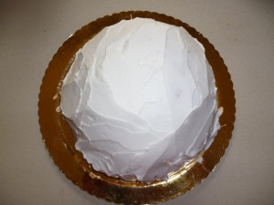 prinjolata - covered with topping mix