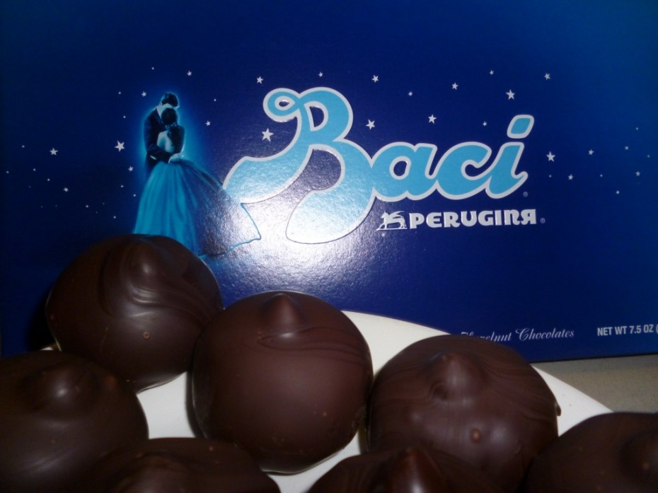 Homemade Baci