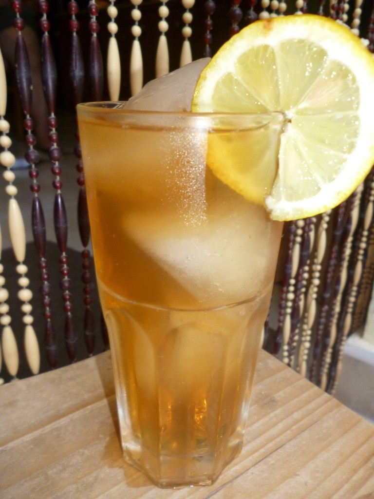 iced tea lemon