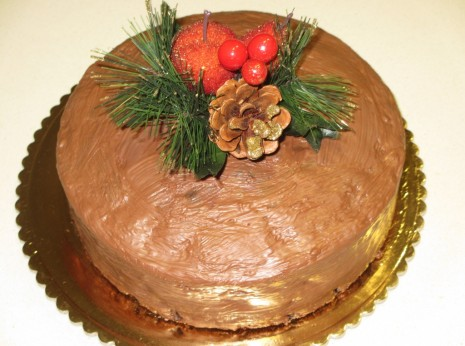 chritmas cake